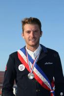 Retour photos : Nils Champion de France jeunes seniors 2015 !
